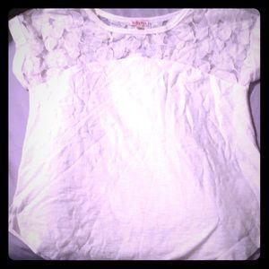 NWOT Beautiful White Shirt